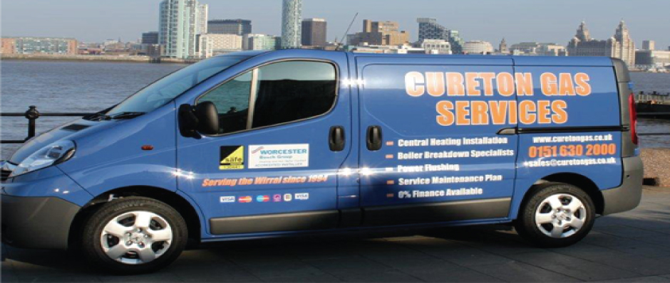 Central Heating Installation West Kirby