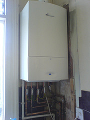 Boiler Replacement in Greasby