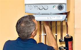 Boiler Swap in Birkenhead