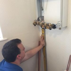 Condenser Boiler Installation in Birkenhead