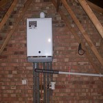 Boiler installation in Greasby