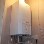 central heating installation in Preston