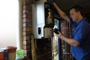 Boiler repair in Wallasey
