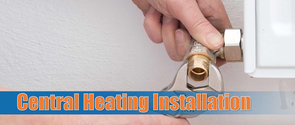 Central Heating Installation Wallasey