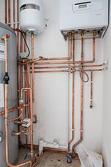 Compact Boiler in Arrowe Park
