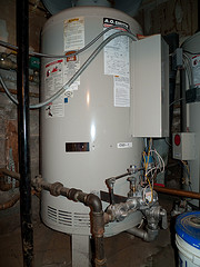 Worcester boiler installation in Irby
