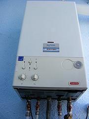 Powermax Replacement Boiler In Birkenhead