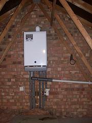 Boiler Conversion in Prenton