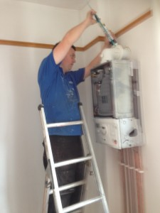 Boiler Replacement in Irby