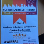 boiler replacement in Wirral