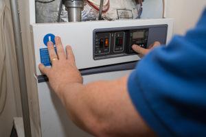 Central Heating Installation in Prenton