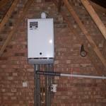 photo of a boiler